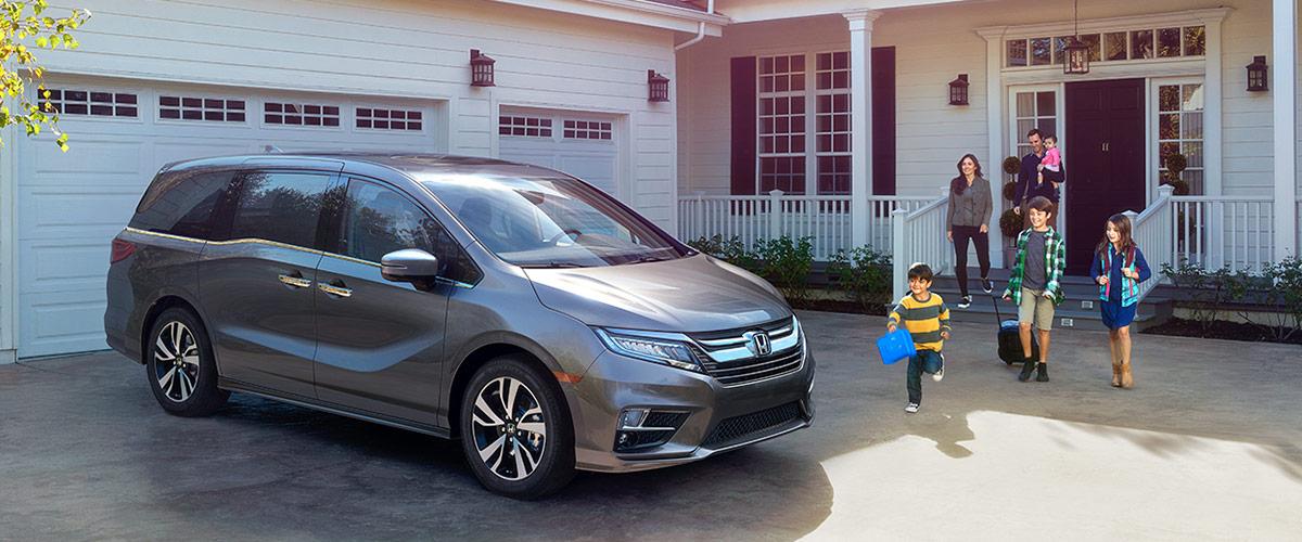 2019 Honda Odyssey header