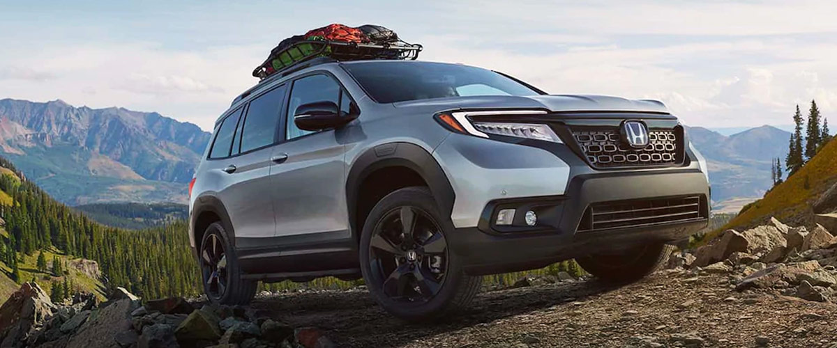 2019 Honda Passport header