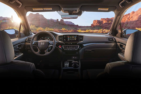 2019 Honda Passport Specs & Safety