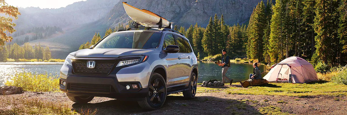 2019 Honda Passport Interior & Technology