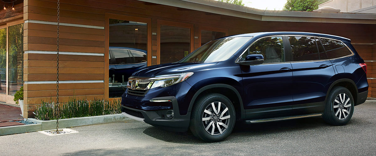2019 Honda Pilot for Sale near Auburn, MA header