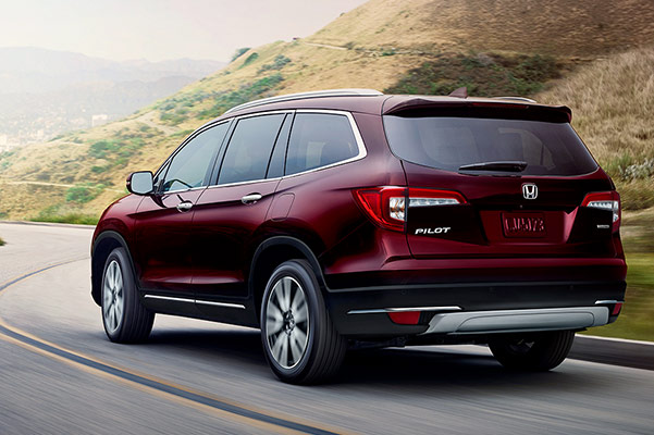2019 Honda Pilot MPG, Specs, Performance & Safety