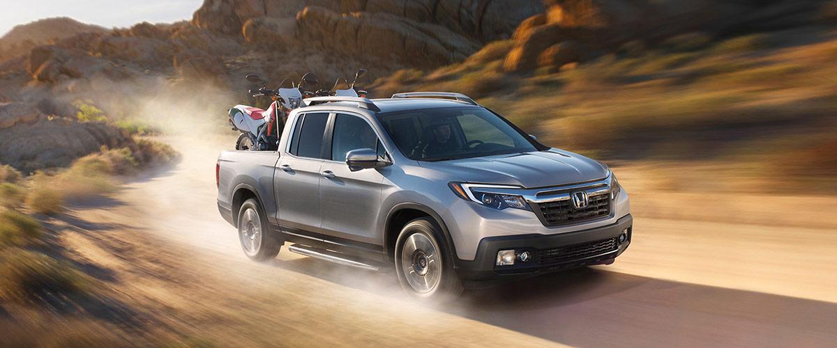 2019 Honda Ridgeline header