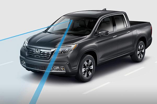2019 Honda Ridgeline Specs & Safety