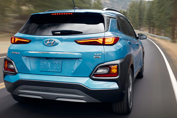 2019 Hyundai Kona Specs, MPG Ratings & Safety Features