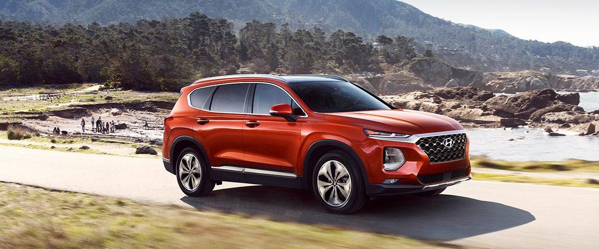 2019 Hyundai Santa Fe header