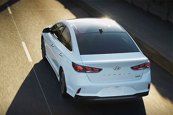 2019 Hyundai Sonata Hybrid Specs & Safety Features