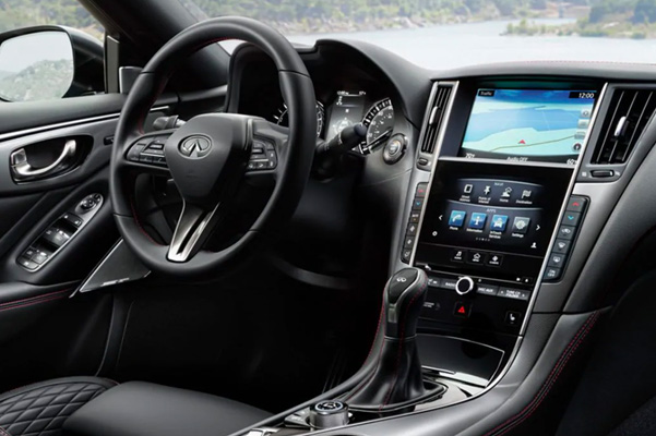 2019 INFINITI Q50 Specs & Safety Features
