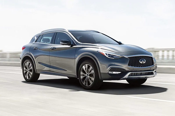2019 INFINITI QX30 MPG Ratings, Specs & Safety