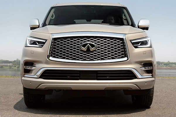2019 INFINITI QX80 MPG Ratings, Specs & Safety Features