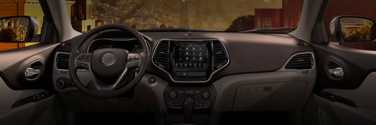 2019 Jeep Renegade Interior, Tech & Exterior