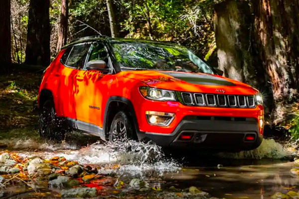 2019 Jeep Compass Specs & Safety Features