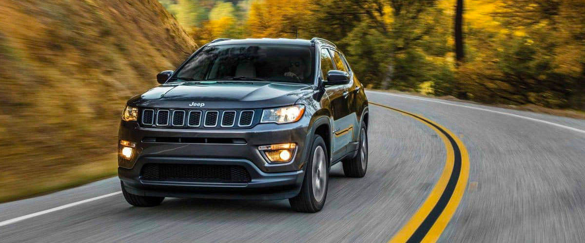 2019 Jeep Compass Header