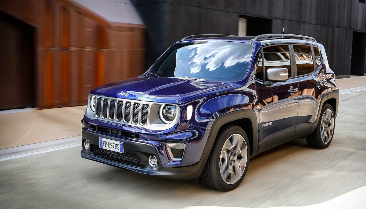 2019 Jeep Renegade header