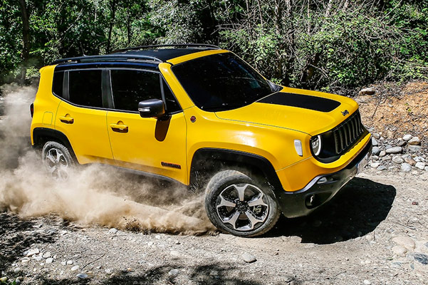 2019 Jeep Renegade MPG Ratings, Performance & Safety