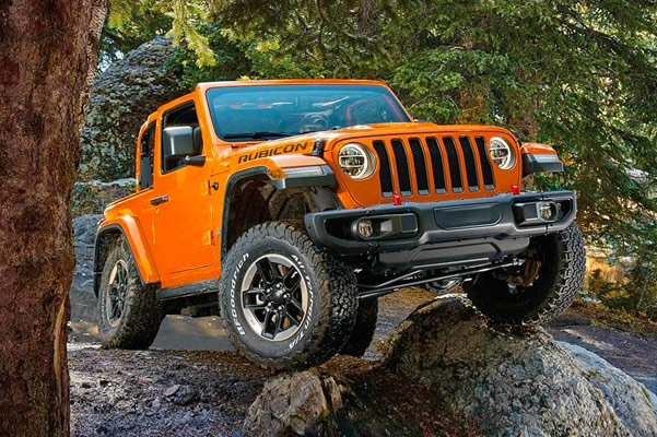 2019 Jeep Wrangler Engine Specs & Safety Features