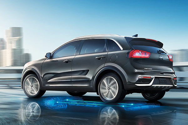 2019 Kia Niro Specs & Performance