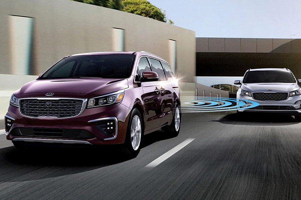 2019 Kia Sedona Specs, Performance & Safety