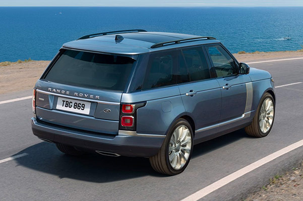 2019 Range Rover Specs, Performance & Safety Features