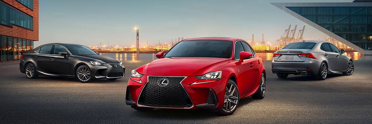 The Lexus IS