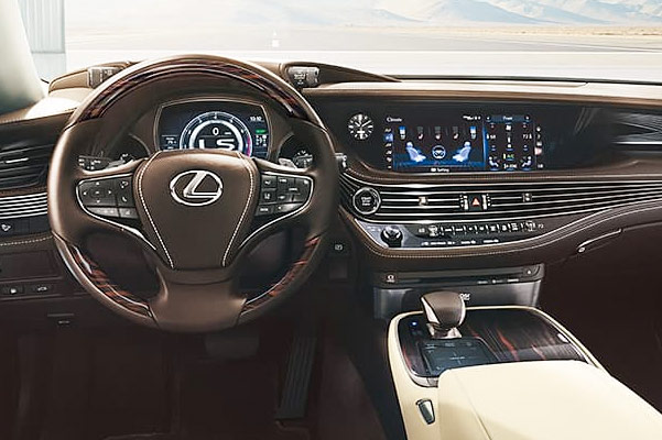 The Lexus IS Interior