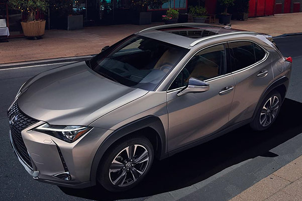2019 Lexus UX Specs, MPG & Safety