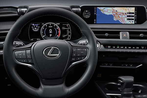 2019 Lexus UX Interior Options, Design & Technology