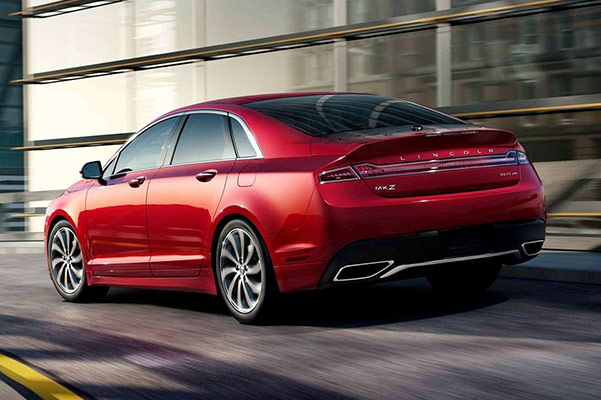 2019 Lincoln MKZ MPG Ratings, Specs & Safety Features