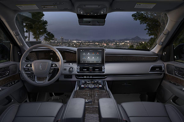 2019 Lincoln Navigator Interior Amenities