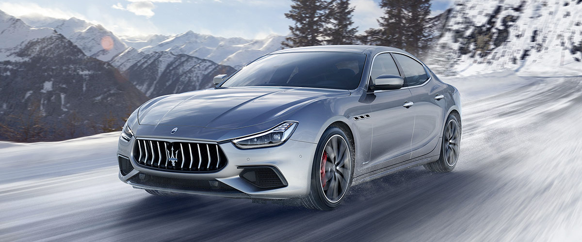 The New 2019 Maserati Ghibli Has Arrived at Herb Chambers Maserati of Warwick! header