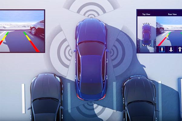 2019 Maserati Levante Interior & Safety Features