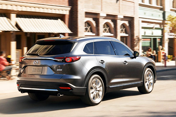 2020 Mazda CX-9 Specs, Safety & Performance