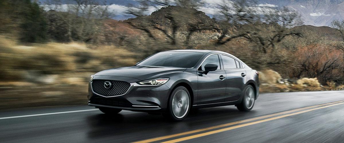 2019 Mazda6 header