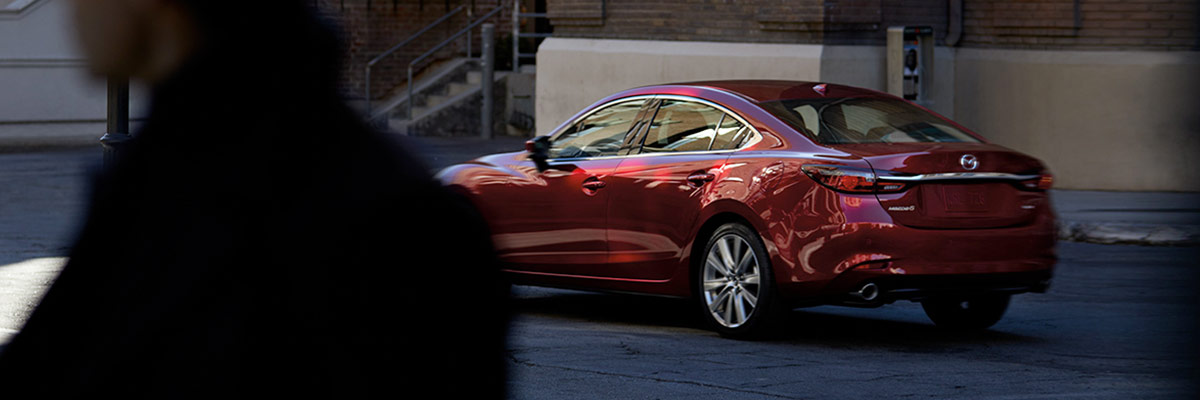 2019 Mazda6 Specs, Safety & Performance