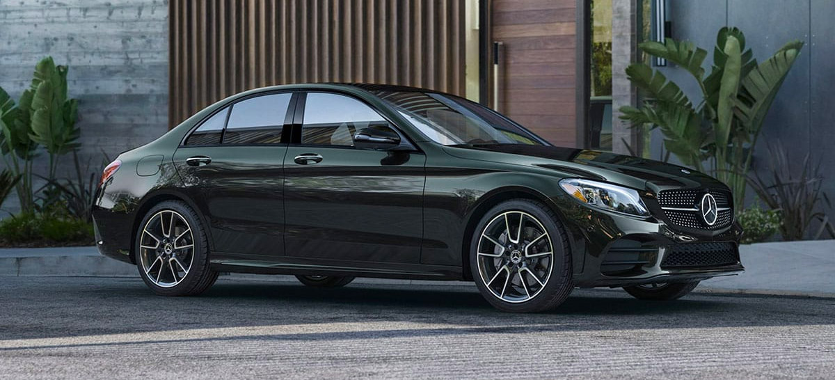 the 2019 Mercedes-Benz C 300