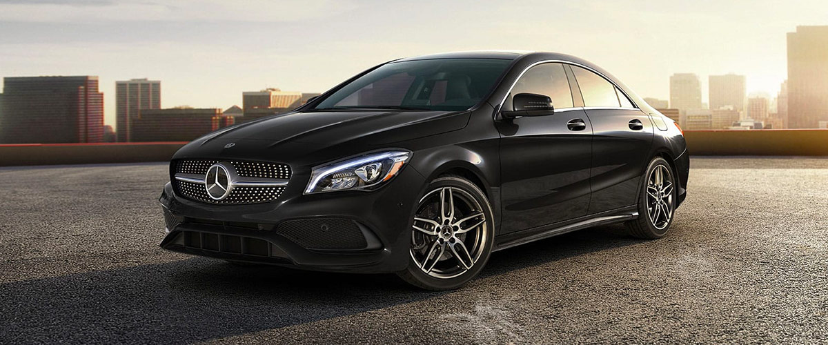 2019 Mercedes-Benz CLA header