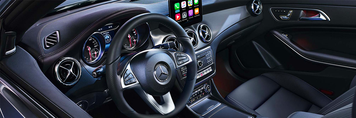 2019 Mercedes-Benz CLA 250 Interior & Technology