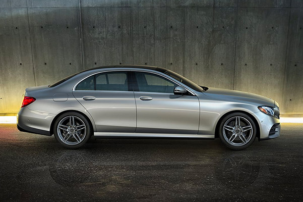 2019 Mercedes-Benz E-Class Specs, Performance & Safety Features