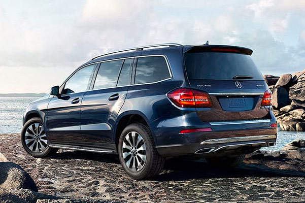 2019 Mercedes-Benz GLS Specs & Safety