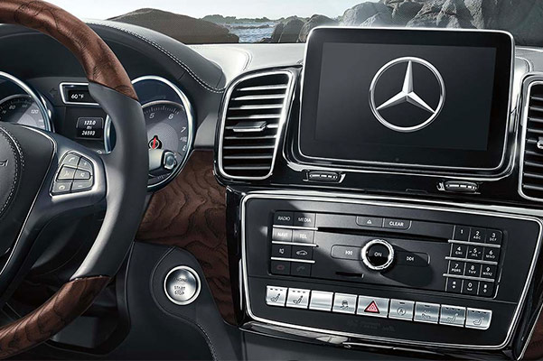 2019 Mercedes-Benz GLS Interior & Technology