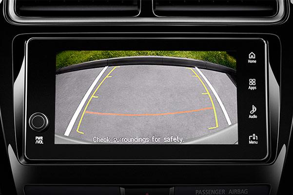 2019 Mitsubishi Outlander Sport Interior & Technology Features