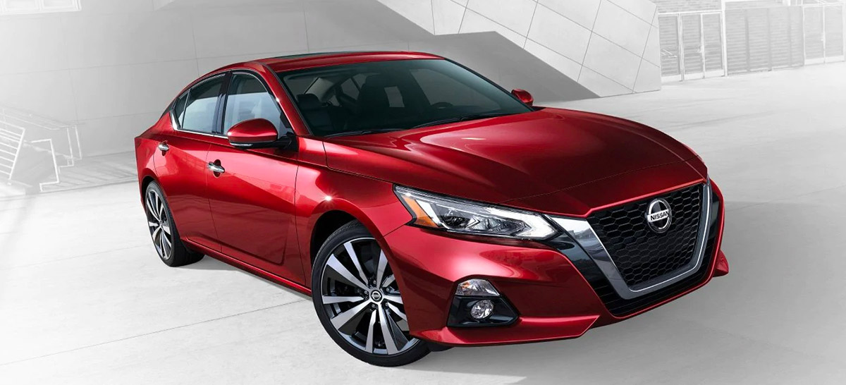 the 2019 Nissan Altima