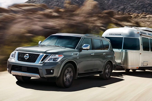 2019 Nissan Armada Specs, Performance & Safety Features