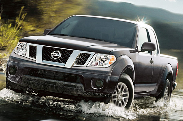 2019 Nissan Frontier Specs & Safety