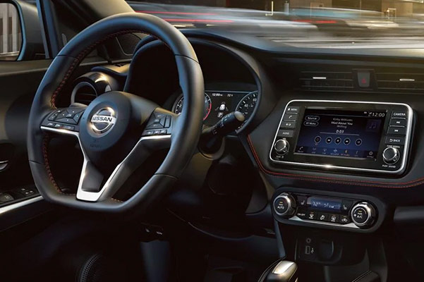 2019 Nissan Kicks Interior & Exterior Features