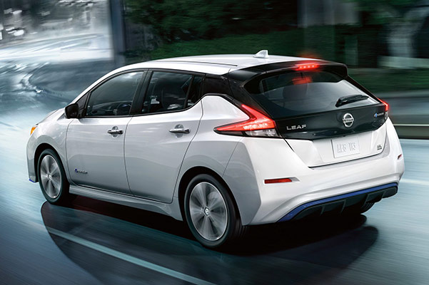 2019 Nissan LEAF Specs & Safety
