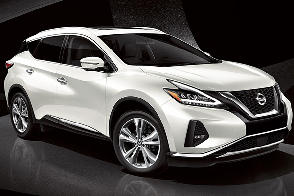 2019 Nissan Murano Specs & Safety