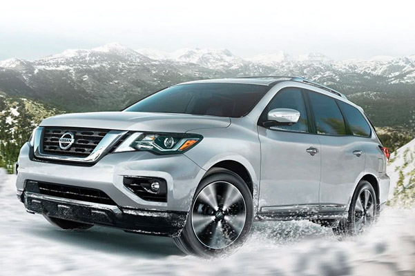 2019 Nissan Pathfinder Specs, Safety & Performance