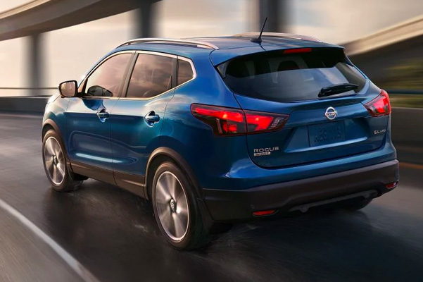2019 Nissan Rogue Sport Specifications & Safety