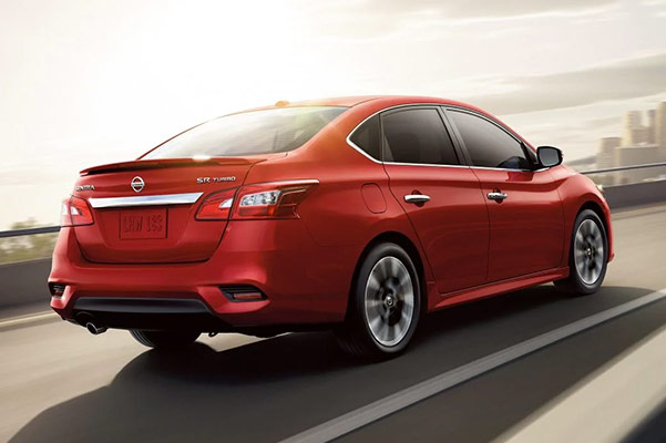 2019 Nissan Sentra Specs, Performance & Safety